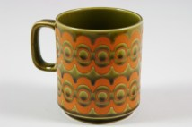 vintage Hornsea Pottery mug
