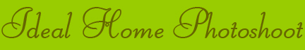 &quot;Ideal Home Photoshoot&quot; blog post banner