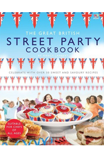 Great British Street Party Cook Book by Nancy Lambert available from Amazon