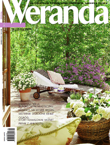 September 2010 Weranda Magazine cover