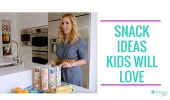 Snack Ideas Kids Will Love