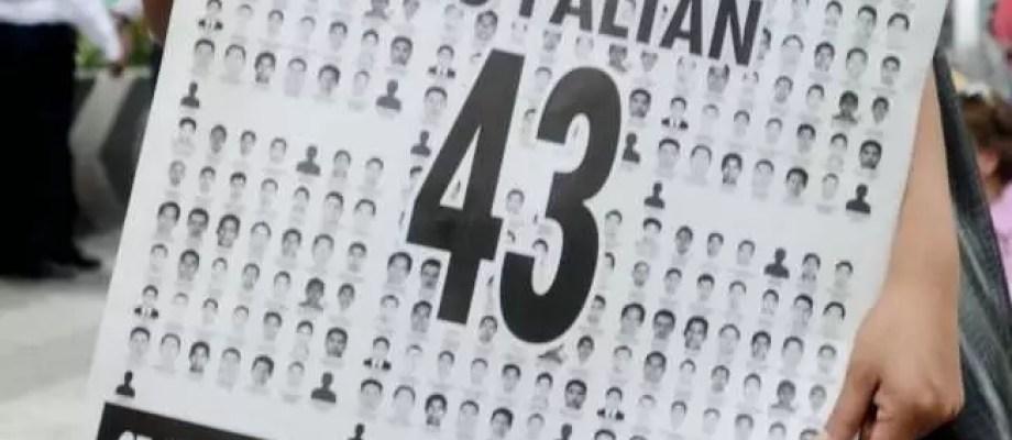 Ayotzinapa: vivos los llevaron, vivos los queremos