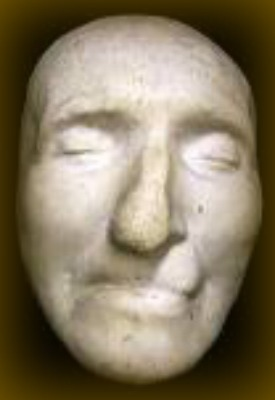 Paine's death mask