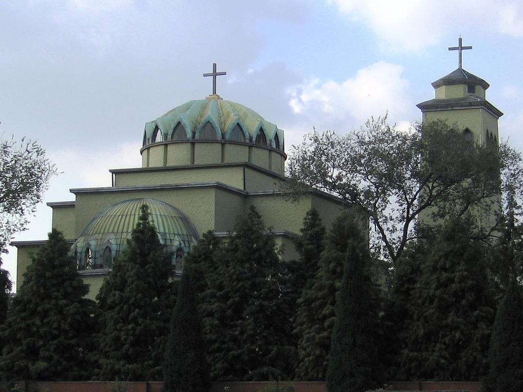 Country Catholic Church