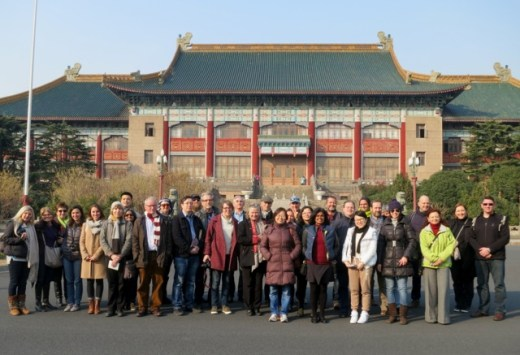 2015 02 07 Jiangwan tour-team photo