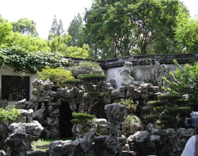 Yuyuan_Garden_-_Rocks