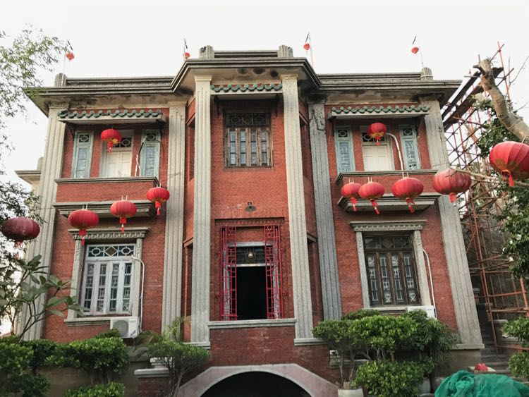Gulangyu Art Deco Mansion