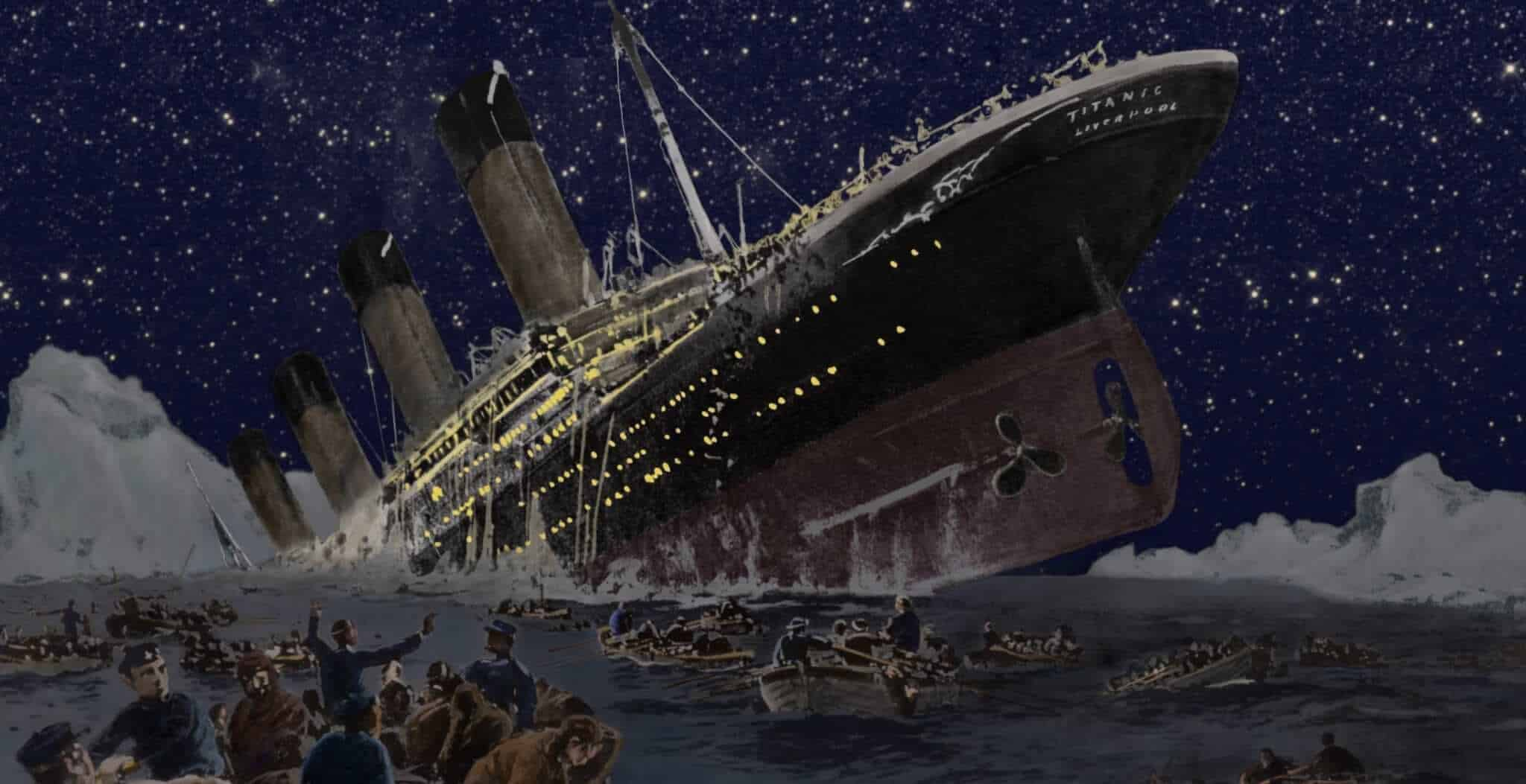 The Sinking of RMS Titanic