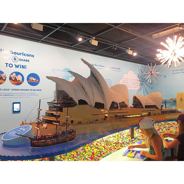 Lego Exhibition, Museum of Sydney