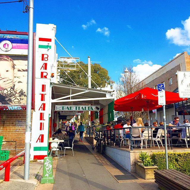 Bar Italia Norton Street Leichhardt