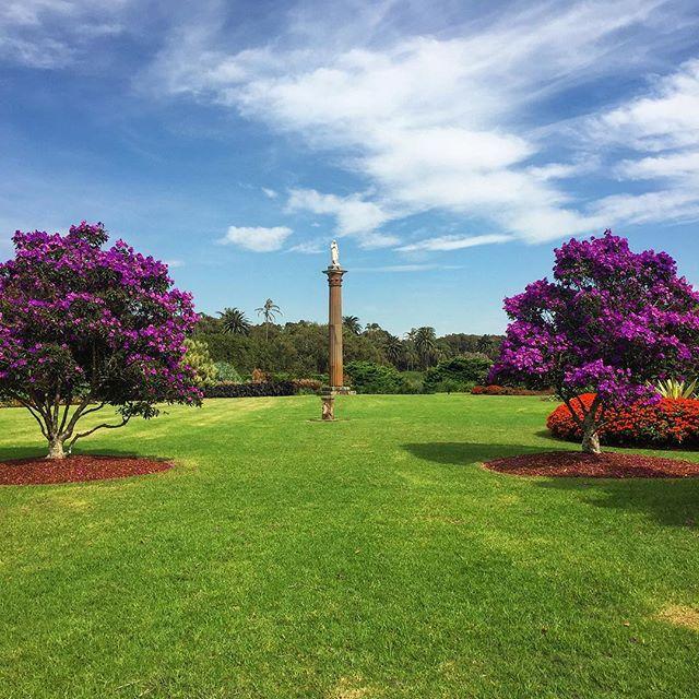 Column Garden Centennial Park