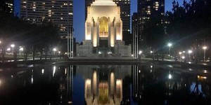 ANZAC War Memorial, Hyde Park