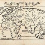Laurent Fries world map, 1522