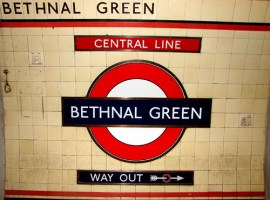The Bethnal Green Underground Shelter Disaster
