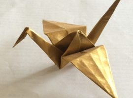 Radical Objects: Origami and the Anti-Nuclear Movement
