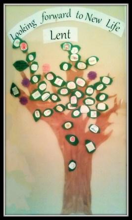 Lent Tree