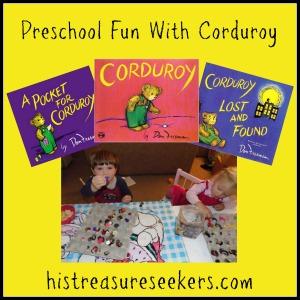 Corduroy Activities