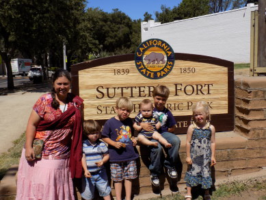 Sutter's Fort 1