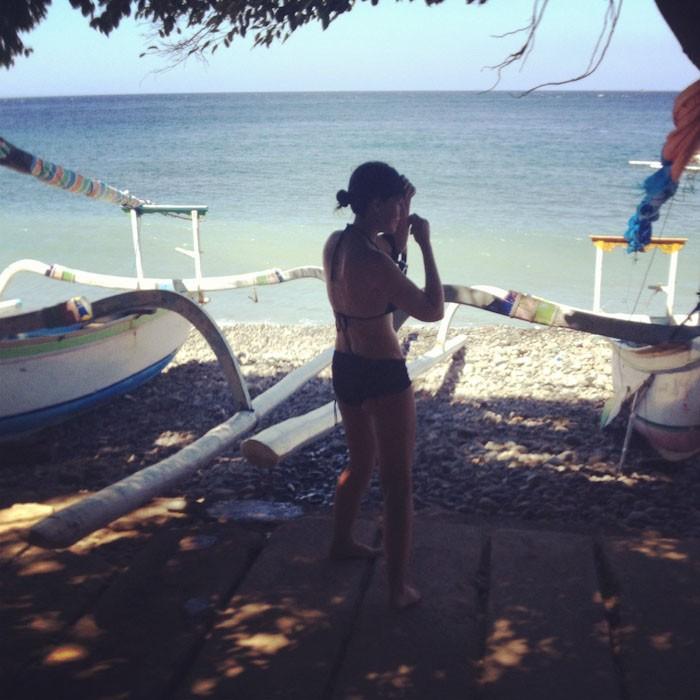 travel  Week three from Bali