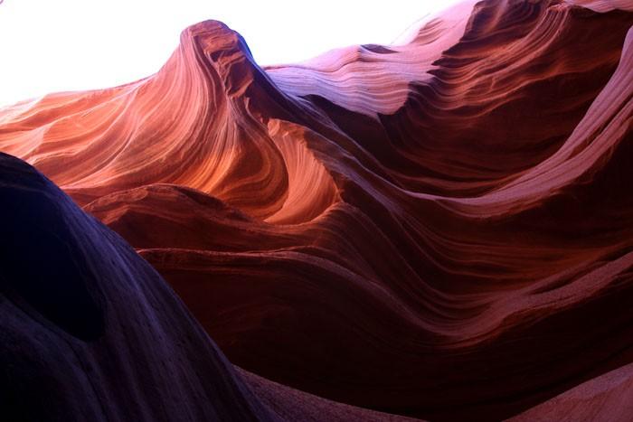 travel  Antelope Canyon