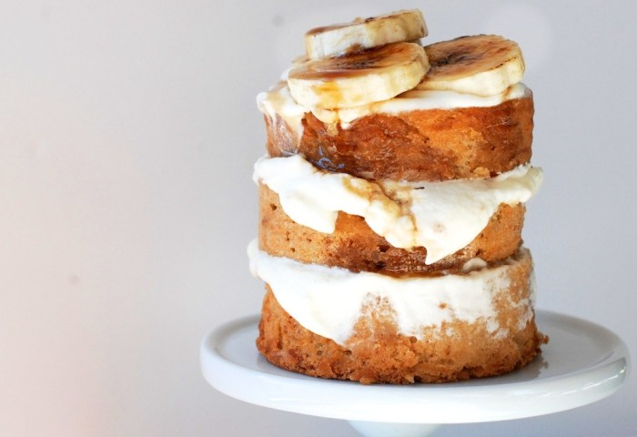 food drink etc  Mouth watering banana cake (and some Friday links)