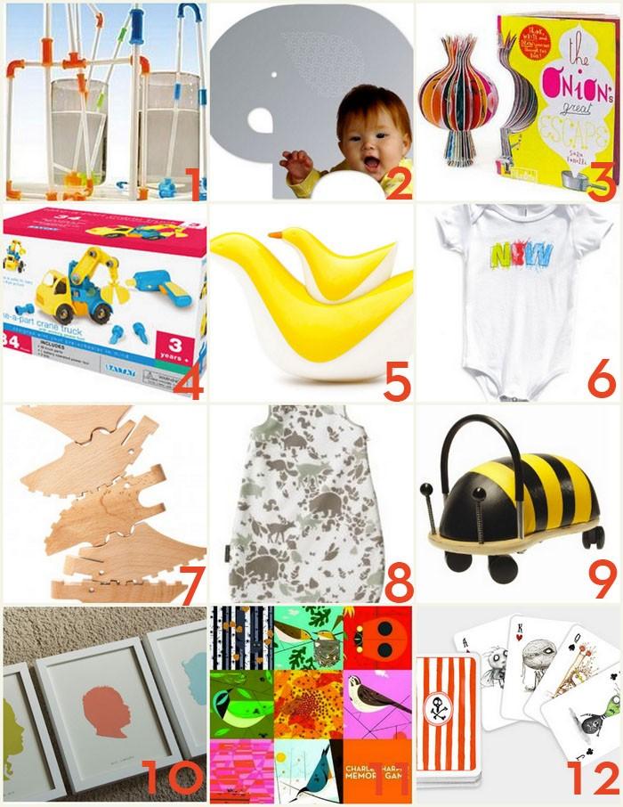 family  Gift Guide: For the Kiddo