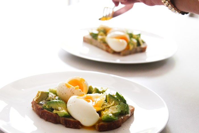 food drink  Perfect soft cooked eggs