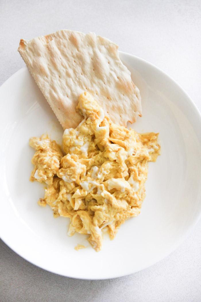 food drink  Perfect Scrambled Eggs