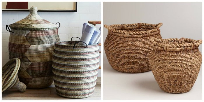 home  Moving down the Chore List: Baskets
