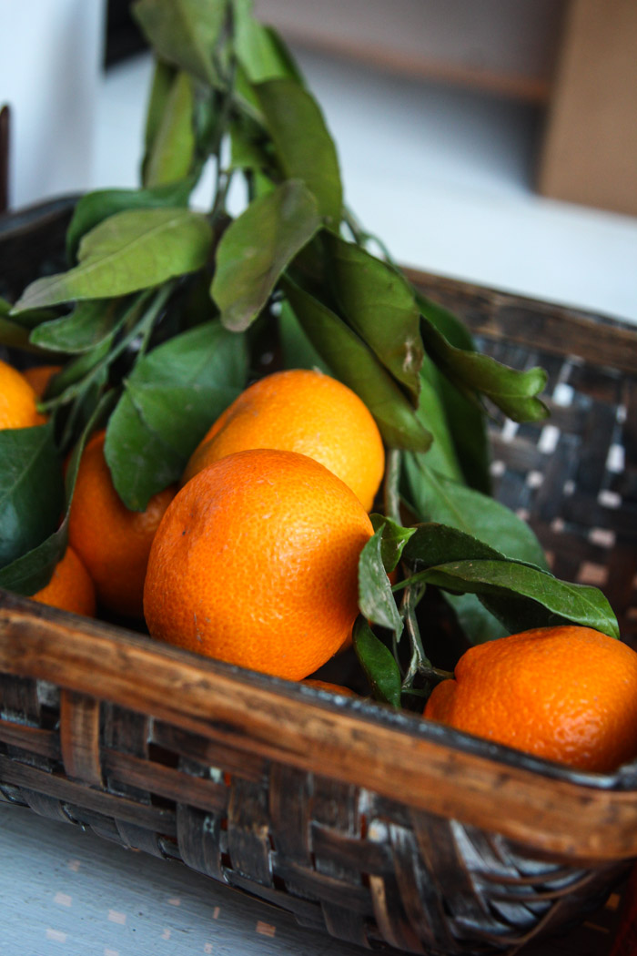 food drink california  Winters sweet Mandarins