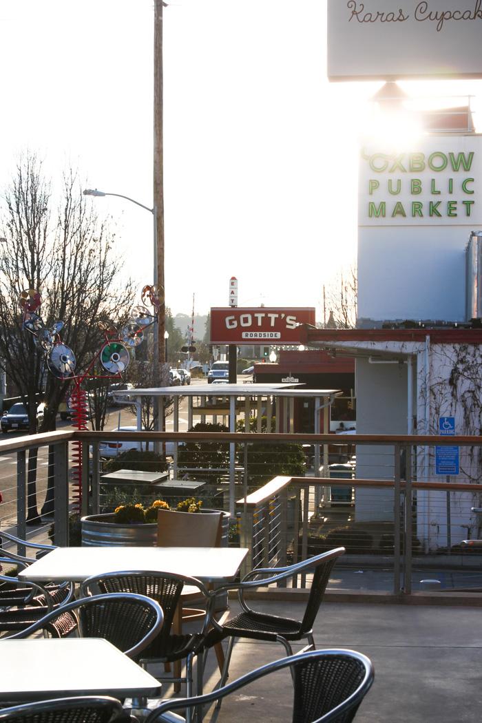 california  Napa: Oxbow Public Market