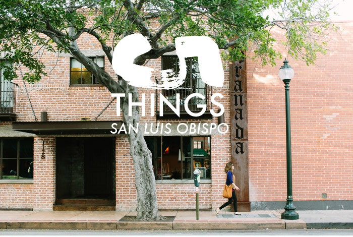 travel california  5 Things: A Travel Guide to San Luis Obispo