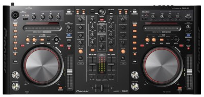 NAMM 2011 - New DJ Controllers from Pioneer: DDJ-S1 and DDJ-T1 (Hitsquad)