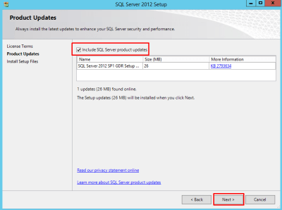 How to install SQL Server 2012 Express on Windows server 2012 | Knowledge Base