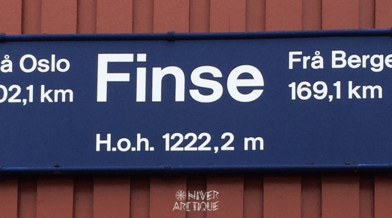 Finse-Front