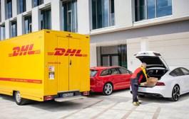 Audi adopte la livraison e-commerce dans le coffre de voiture