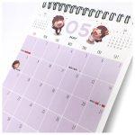 Calendar Close up 01