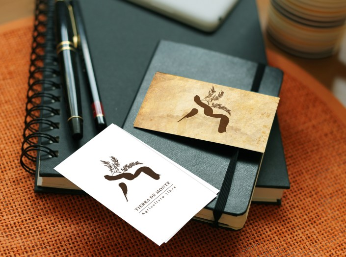Tierra de Monte Business cards