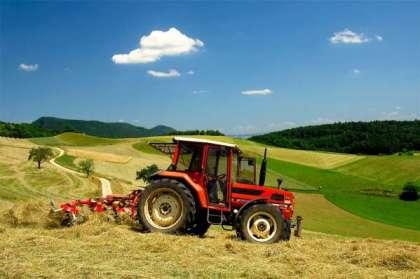 Traktor-Bauer-Direktzahlung