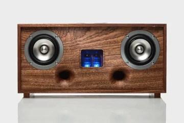 Tubecore Duo Bluetooth tube speaker