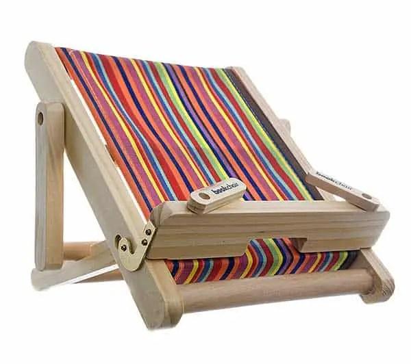 Bookchair-holder