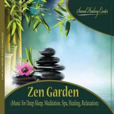 Zen-Garden--Music-for-Deep-Sleep,-Meditation,-Spa,-Healing,-Relaxation