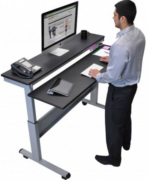 60-Crank-Adjustable-Sit-to-Stand-Up-Desk