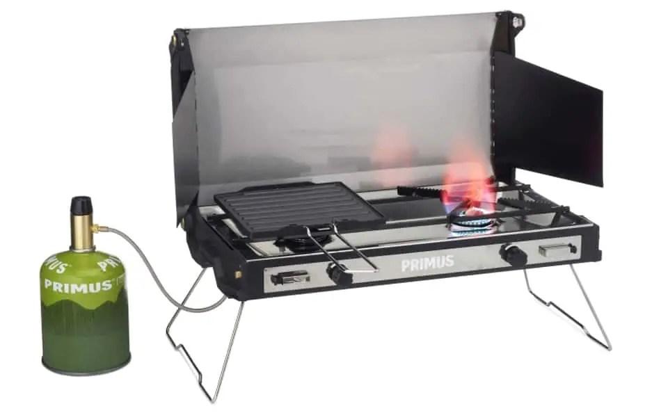 Primus-Onja two burner stove in a bag 3
