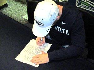 Bloomington Thunder: Blake Gober signs PSU LOI