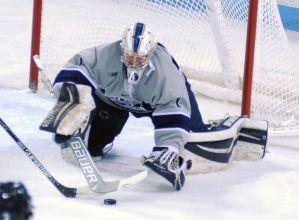 Collegian: Former Penn State men's hockey goaltender PJ Musico plays to be remembered as 'absolutely relentless'