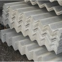 Non asbestos Corrugated Fiber Cement Roofing Sheet