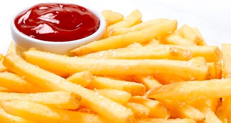 como hacer patatas fritas perfectas