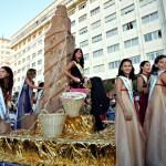 A CORUÑAFIESTAS DE A CORUÑABATALLA DE FLORES190806FOTO XOSE CASTRO