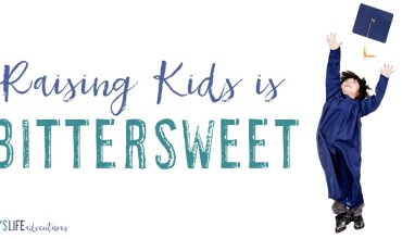 Raising Kids is Bittersweet